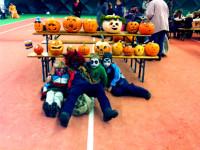 Strašidelný Halloween na zámku Berchtold bude vaše děti jistě bavit. Foto: www.zamekberchtold.cz