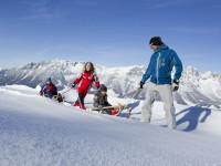 """Lyžování v Tyrolsku: """"Šíleně velký"""" SkiWelt"""