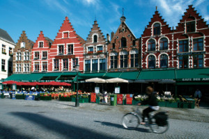 Holandsko -Bruggy, Malý dobrodruh