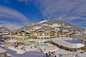 Resort Alpenrose v Lermoosu