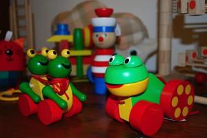Ve vizovické galerii vystavují hračky