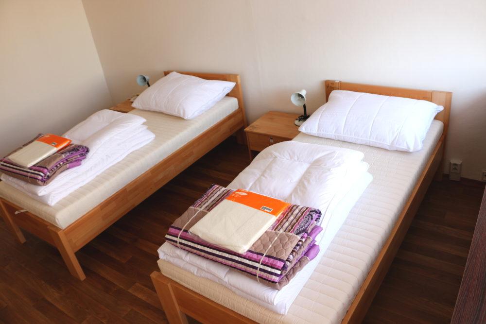14 nových pokojů nemocniční ubytovny FN Motol