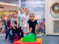 Předvánoční výtvarné dílny pro děti i rodiče v Monkey's Gym v Galerii Harfa. Foto: www.monkeysgym.cz