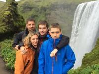 Dovolená s dětmi třeba na Islandu. Foto: www.cksen.cz