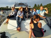 Zažijte dobrodružství na lodi se svými přáteli. Foto:  www.janmottl.cz