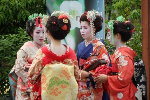 Japonsko, Malý dobrodruh