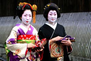Japonsko, gejša, Kjoto, kurz, fotografie, fotokurz, Jan Rybář