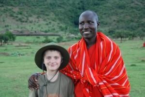 Dovolená s dětmi - Keňa, Malý dobrodruh