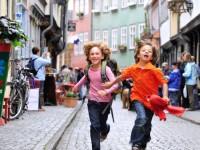 V německém Muzeu dětí a mládeže je učitelkou příroda