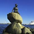 Kodaň, Malý dobrodruh.jpg