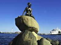 Na Malou mořskou vílu se jezdí dívat lidé z celého světa. Foto: Jitka Kurelová