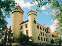 Zámek Konopiště, foto: Czech Tourism