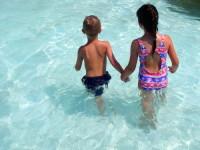 Skvěle si zaplavte hlavně v teplých dnech. Foto: www.freeimages.com