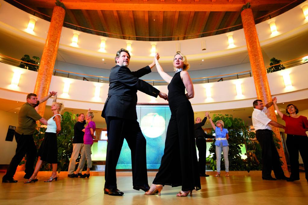 Tančit znamená lépe žít. Foto: www.larimarhotel.at