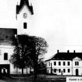 Obecná škola u kostela sv. Filipa a Jakuba ve Zlíně, 20. Léta 20. století