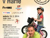 Neseďte s dětmi doma a běžte raději sportovat. Foto: www.firstbike.cz