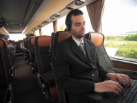 Neztrácejte drahocenný čas řízením automobulu. Foto: www.eurolines.cz
