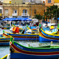 Marsaxlokk, Malta, Malý dobrodruh