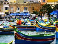 S fotoaparátem se vydáte lovit i snímky do kouzelného Marsaxlokku. Foto: Maltská centrála cestovního ruchu