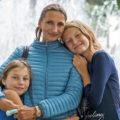 Martina Linková s dětmi