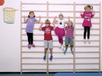 Sportující děti se cítí lépe a jsou zdravější. Foto: www.monkeysgym.cz