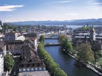 Romantické město se spoustou památek, atrakcí pro děti a výhledem na alpské panorama, to je Curych.