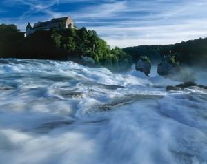 Rýnské vodopády, Malý dobrodruh