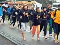 Vyzkoušejte si bosonohý běh. Foto: www.pbfr.cz