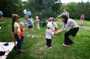 4listek dětem, tábor, Malý dobrodruh