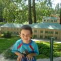 Park miniatur Boheminium v Mariánských Lázních