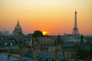 Paříž, Malý dobrodruh