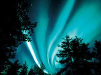 Spatřit Auroru borealis můžete letos i vy. Foto: www.visitfinland.com
