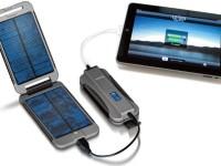Solární nabíječka Powermonkey eXtreme: Energie kdekoli ji potřebujete