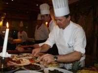 Vynikající jídlo vám wellness víkend ještě zpříjemní. Foto: www.bestwellnesshotels.cz
