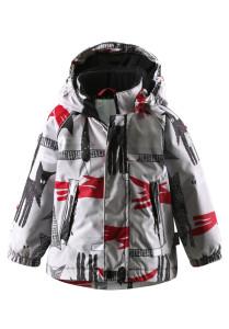 Zimní bunda Reima Fox, malá dobrodruh