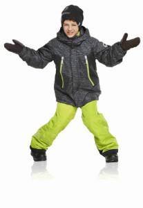 Reima-zimní bunda, Malý dobrodruh