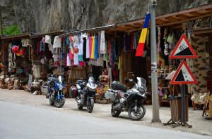 Rumunsko - Bicazská soutěska, Malý dobrodruh