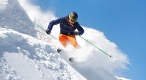 půjčovna lyží, Malý dobrodruh