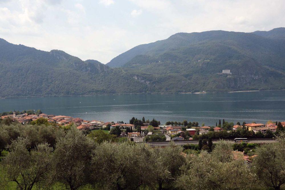 Lago Como, Linzanico