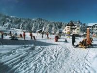 Turracher Höhe: malý lyžařský ráj