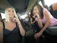 Cestování s přáteli je nejen zábavné, ale i levné. Foto: www.eurolines.cz.