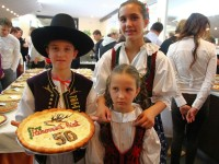 Za frgály, kyselicí i zábavou pro děti a dospělé na valašský gastrofestival