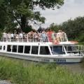 Spytihněv,Baťův kanál, dovolená, loď, plavba, Východní Morava, výlet, Malý dobrodruh