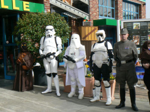 Star Wars, Malý dobrodruh
