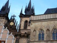 Týnský chrám patří k nejkrásnějším památkám Prahy. Foto: commons.wikimedia.org