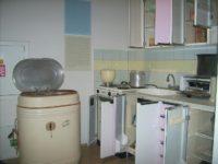 Typické vybavení kuchyně v 60. - 80. letech. Foto: www.czech-tim.cz