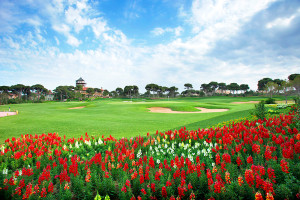Turecko, golf, Malý dobrodruh