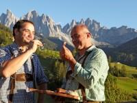 Na Speckfestu na vás čekají typické jihotyrolské tradice Foto: www.suedtirol.info