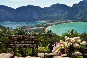 Thajsko PhiPhi, Malý dobrodruh
