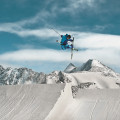 Tyrolsko, lyžování 2011, lyžování 2012, Rakousko, Tirol